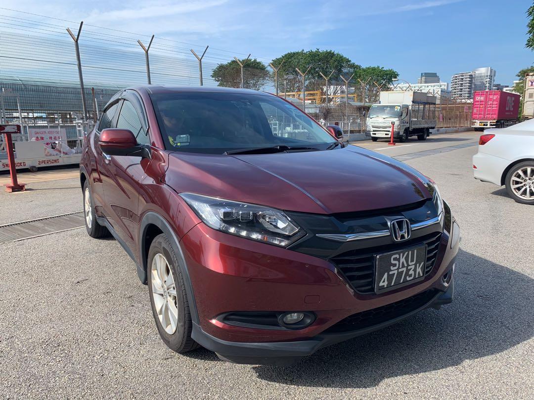 Honda Vezel 1.5X Auto