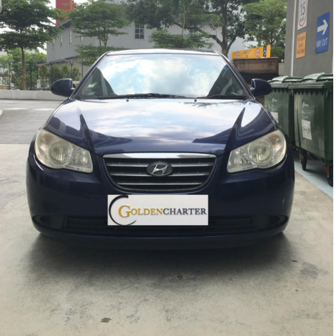 Hyundai Avante For Rent ! GoJek Rebate. Grab/Go-Jek/Ryde/TADA. All PHV/Personal usage available! Cheap Rental, Long/Short Term Rental. Honda Jazz/Fit/Stream/Freed | Toyota Vios/Altis/Camry/Wish/Sienta/Estima | Avante | Mazda2 & 3 |
