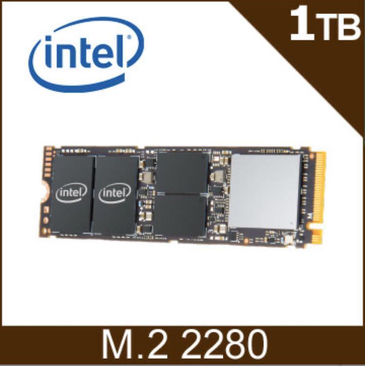 intel 760p ssd  1TB