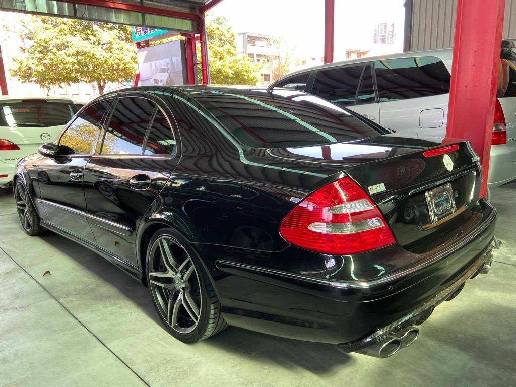 M-Benz 2003年 E320 改63大包