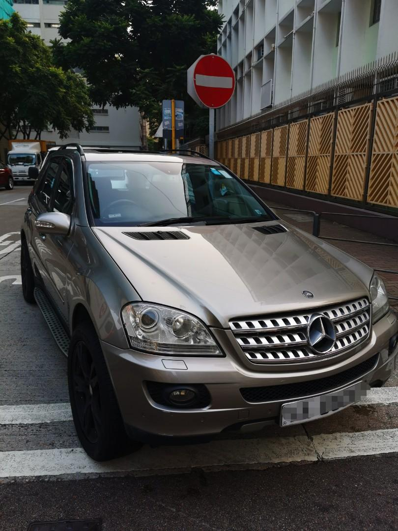 MERCEDES-BENZ ML350 2007