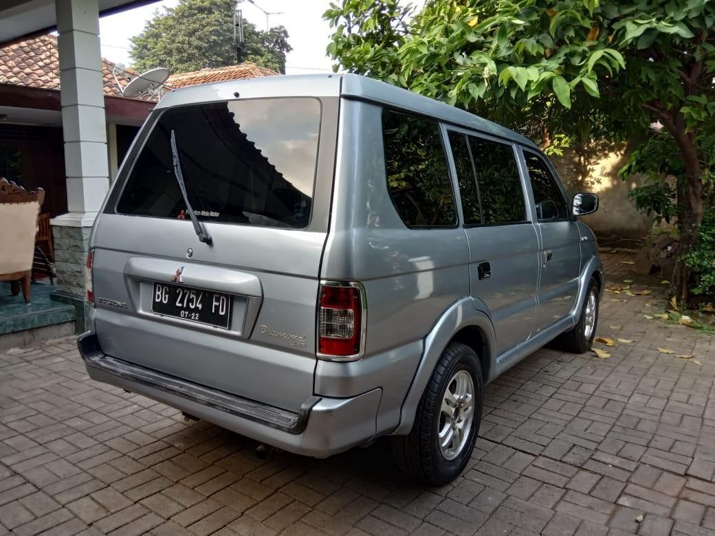 Mitsubishi Kuda 1.6 Diamond Tahun 2003 Plat BG Palembang