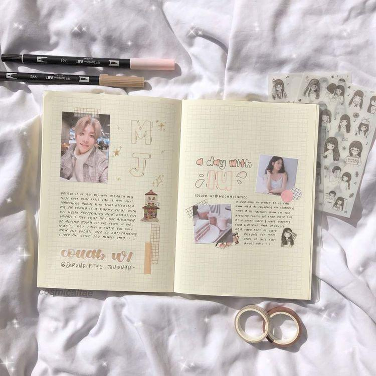 Moment of 18, k-drama Polaroid collection, kpop collection journal *pre-order*