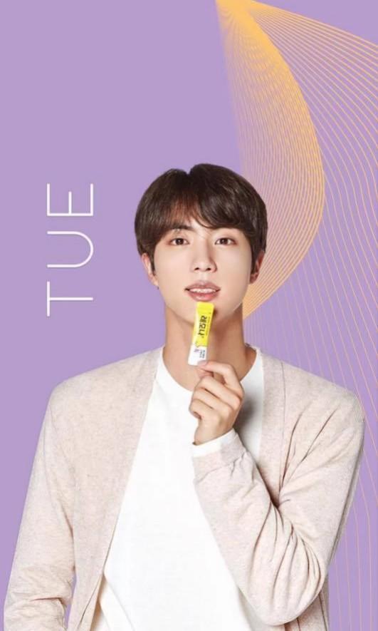 (PO) Official BTS x Lemona Package Heart Can (60pcs)
