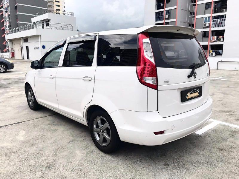 Proton Exora  1.6A M-line New 5year Coe  Auto