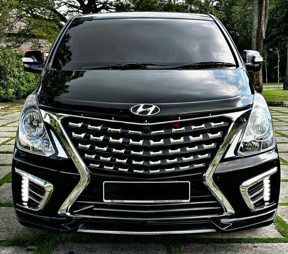 SAM-BUNG BAYAR STAREX ROYALE DIESEL TURBO 12SEATER