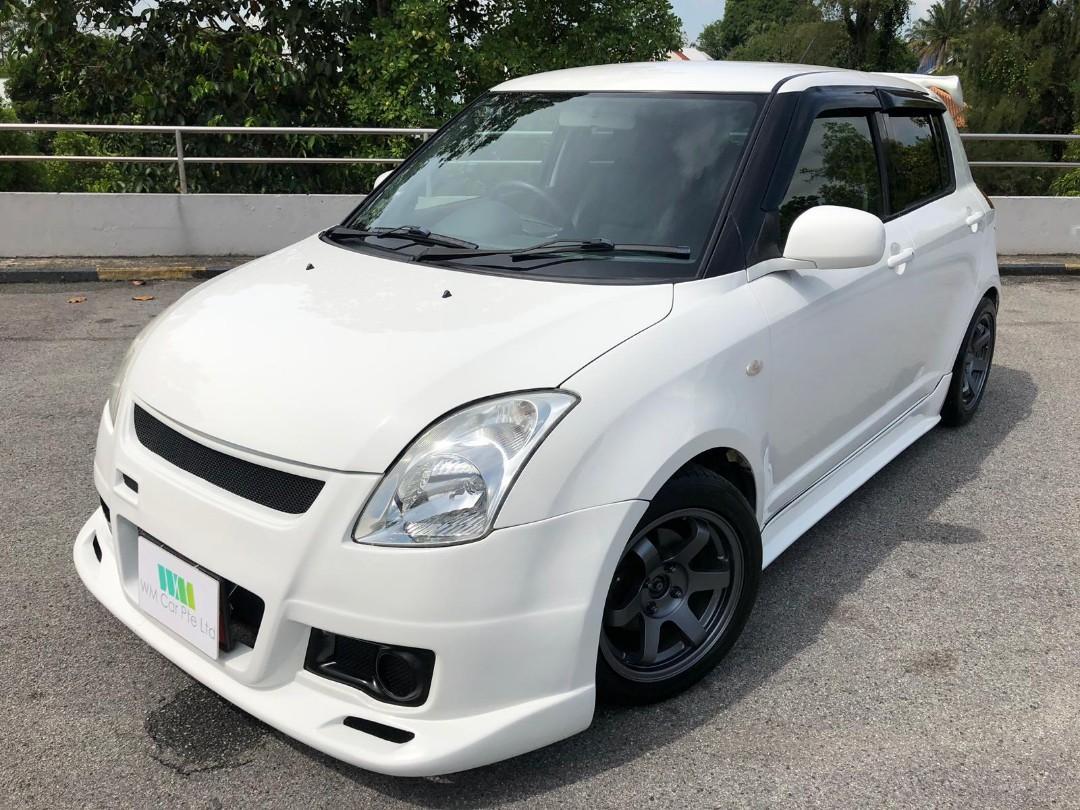Suzuki Swift 1.2 (A)