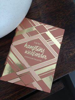 Tarte 'Hamptons Weekender' Contour Palette - Sephora Exclusive 🎁🎄🎀