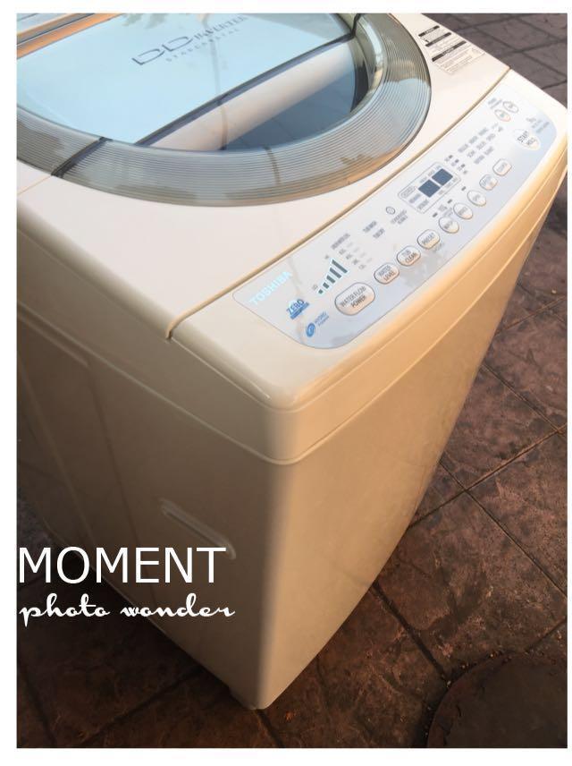 Toshiba Washing Machine 9KG