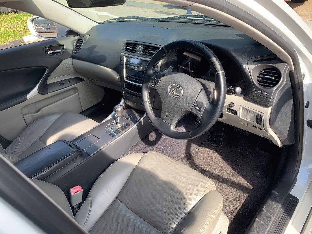 Toyota Lexus Is250