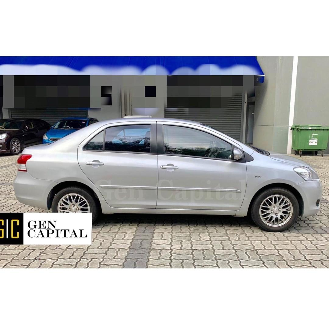 Toyota Vios 1.5A - Come on down! $500 and take it away!