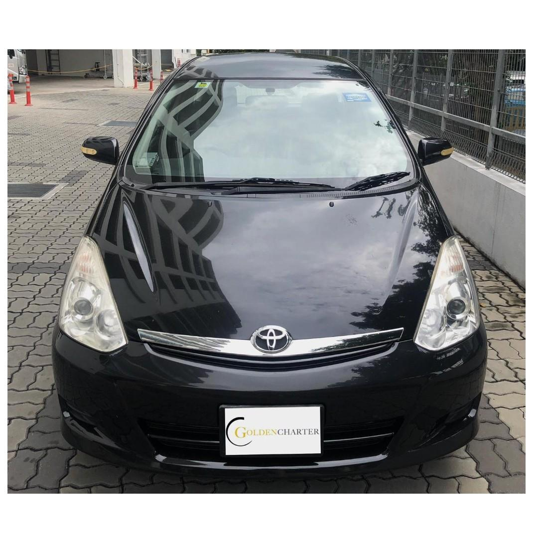 Toyota Wish For Rent ! GoJek Rebate. Grab/Go-Jek/Ryde/TADA. All PHV/Personal usage available! Cheap Rental, Long/Short Term Rental. Honda Jazz/Fit/Stream/Freed | Toyota Vios/Altis/Camry/Wish/Sienta/Estima | Avante | Mazda2 & 3 |