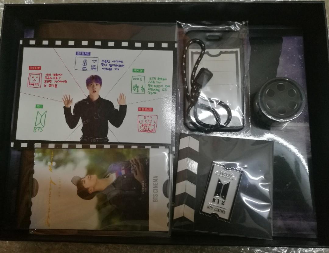 [SALE⚠️] BTS ARMY Membership Kit LOOSE ITEMS Ready Stock