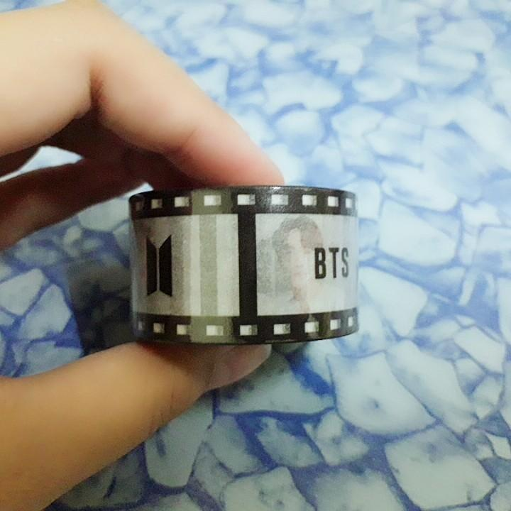 [WTS Only] BTS 6th term membership kit-Masking Tape