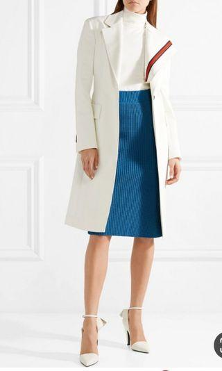 Calvin Klein 205W39NYC Ribbed Skirt