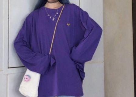 紫色大學全新品