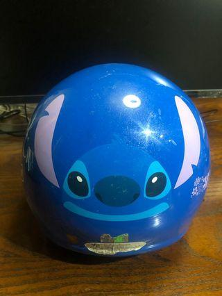 兒童安全帽 史迪奇 Stitch