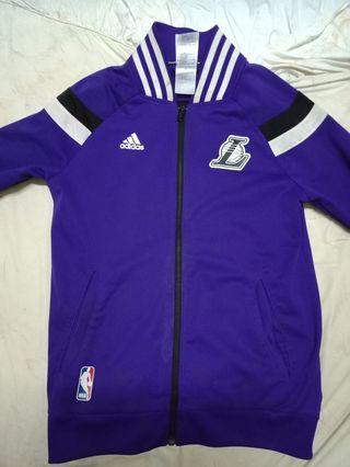 Lakers 湖人隊 熱身外套