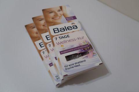 [全新] 德國Balea七天密集能量修護安瓶(260元/盒)