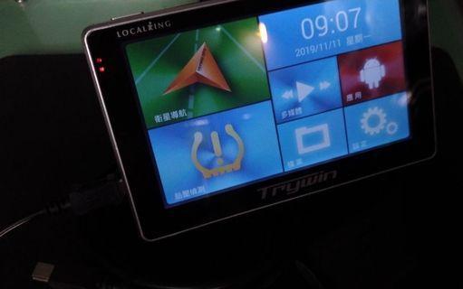 TRYWIN DTN-X688 5吋即時路況3D導航機