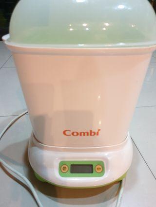 二手Combi消毒鍋.保管箱