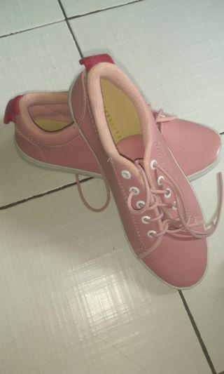 Isabel Sepatu Pink (free ongkir)