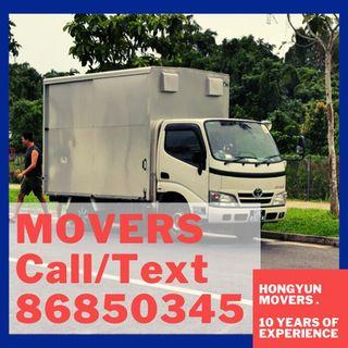Movers Mover Services