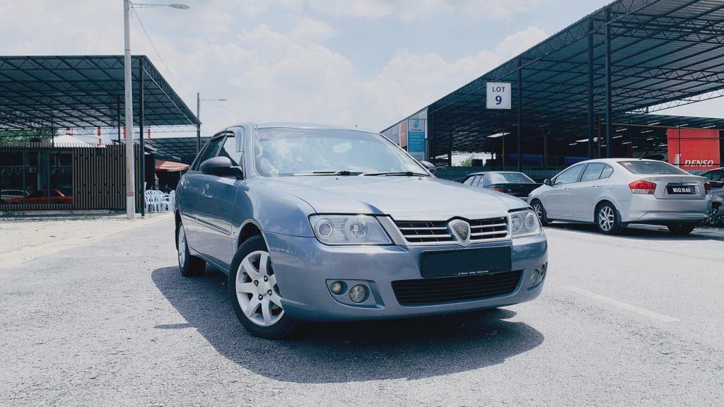 1 Owner 2007 Proton Waja Original 30k Mileage Tip top