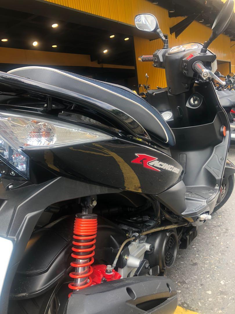 2011年 雷霆 Racing 150