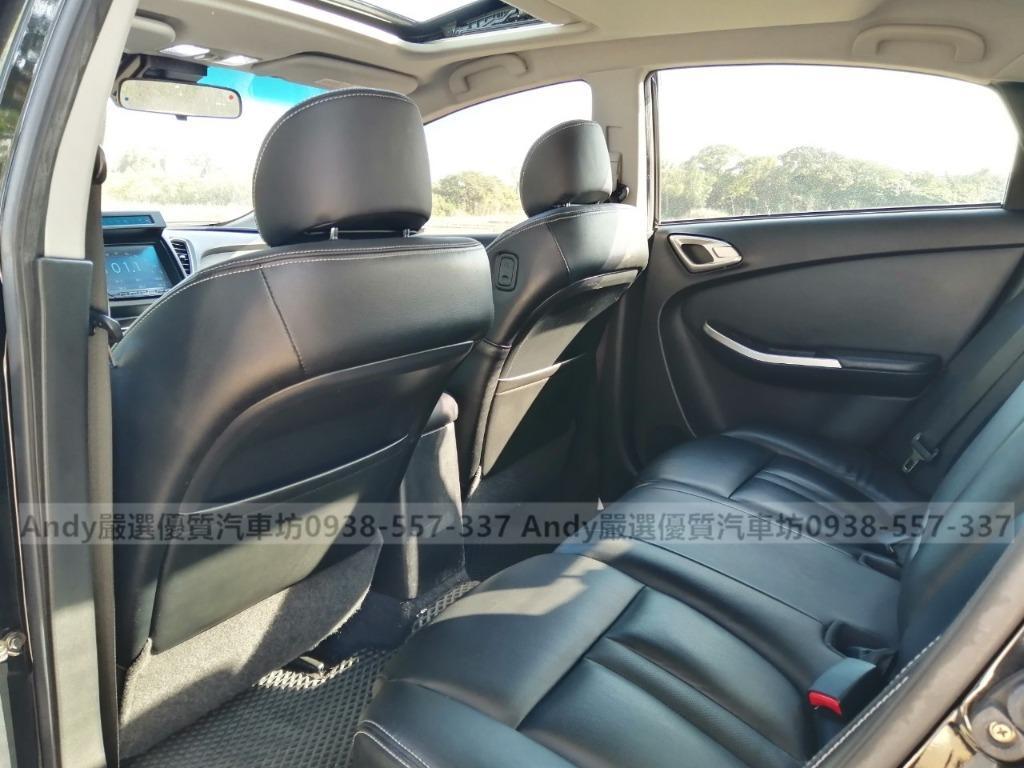 2012年 納智捷S5 黑 2.0T 熱門車中古車二手車