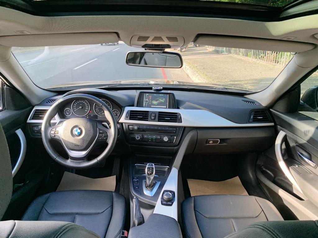 正2014年出廠 BMW 328GT 2.0 超夯的五門掀背獵跑
