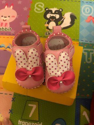 女寶寶鞋「軟底」