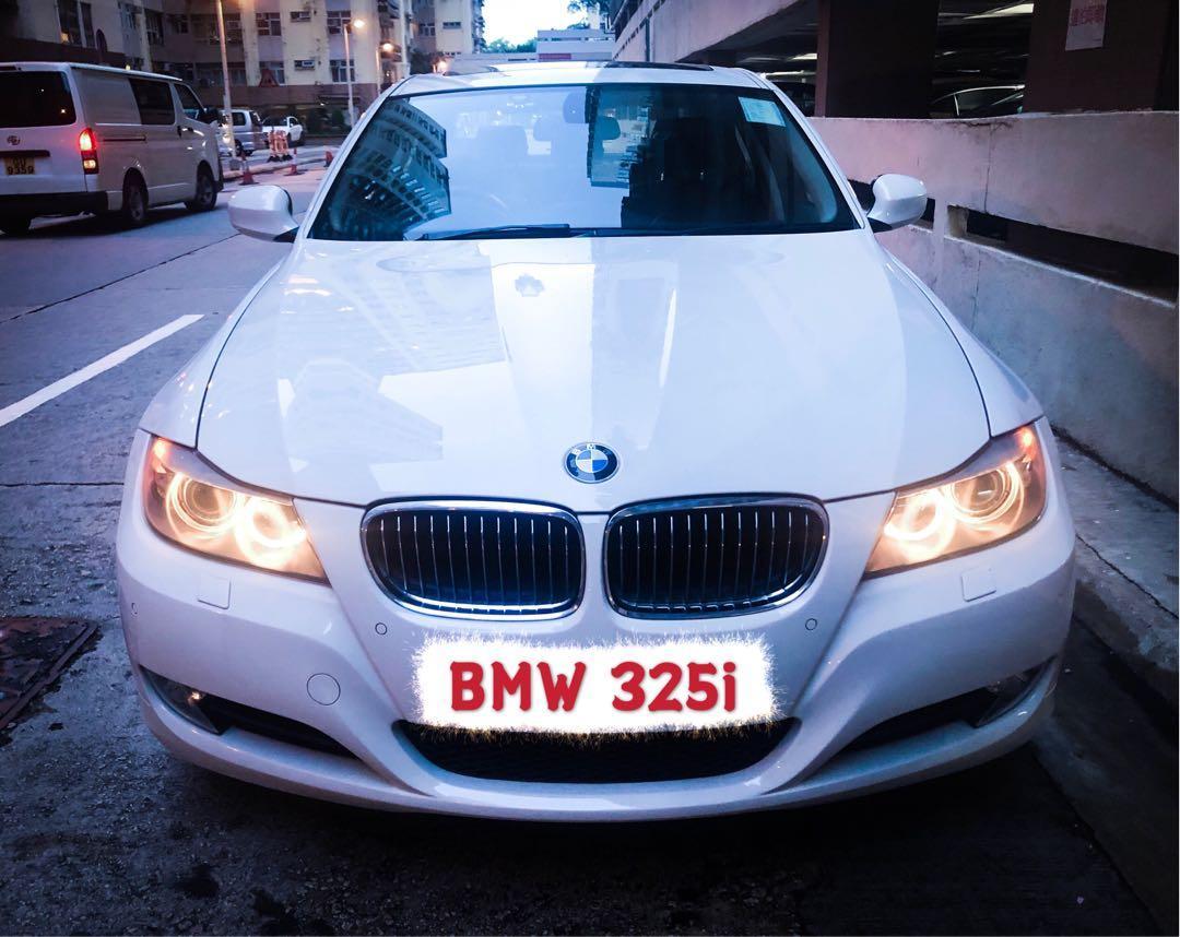 [青雲租車易] BMW 325i