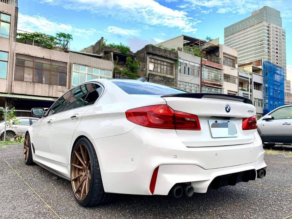 自售 BMW G30 530M 2017 M-SPORT版 汎德總代理