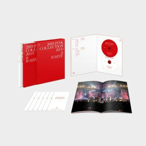 APINK 5TH CONCERT PINK COLLECTION [RED & WHITE] DVD