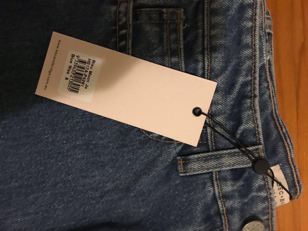 Bec and Bridge Jeans - brand new