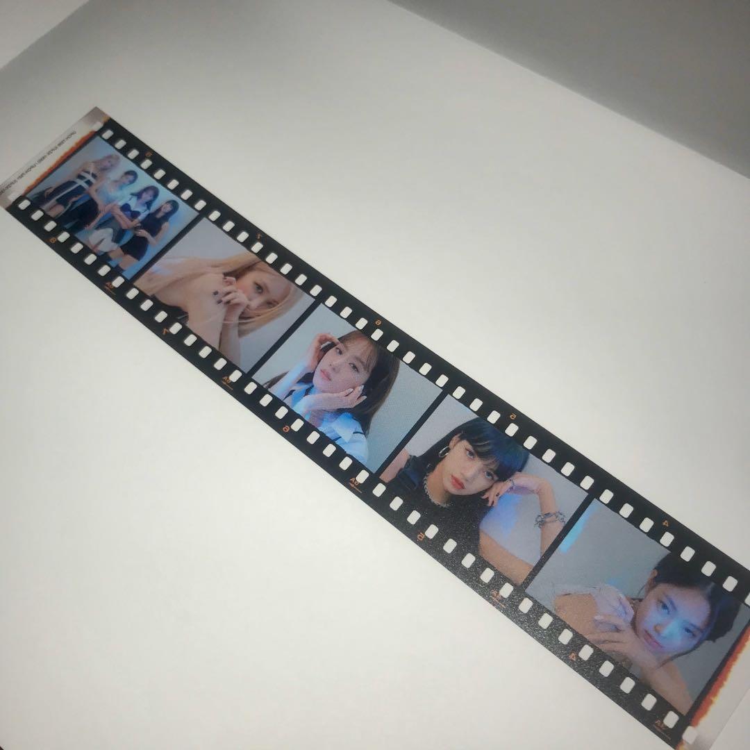 BLACKPINK japan kill this love album official film strip