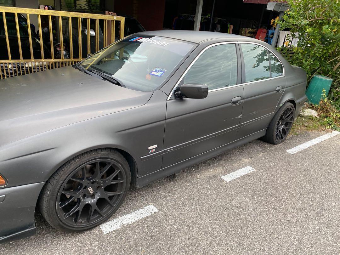 BMW E39 2.8 Double Vanos