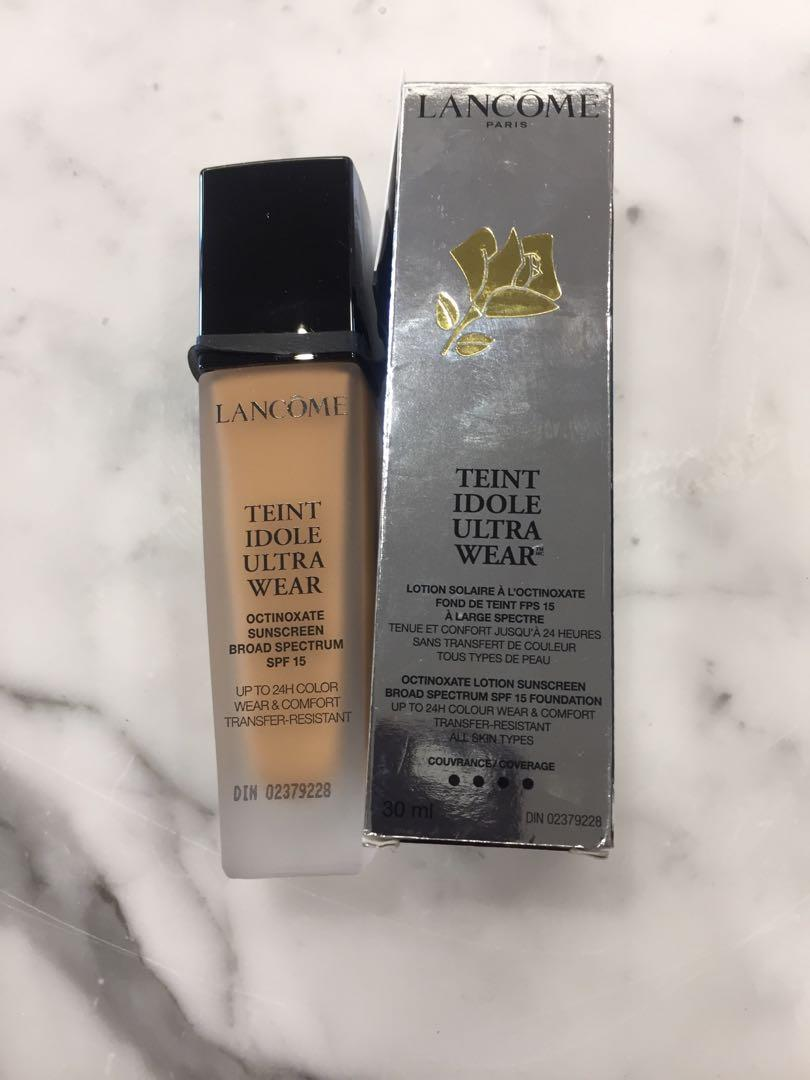 BRAND NEW IN BOX LANCOME TEINT IDOLE FOUNDATION - SHADE 425 BISQUE W