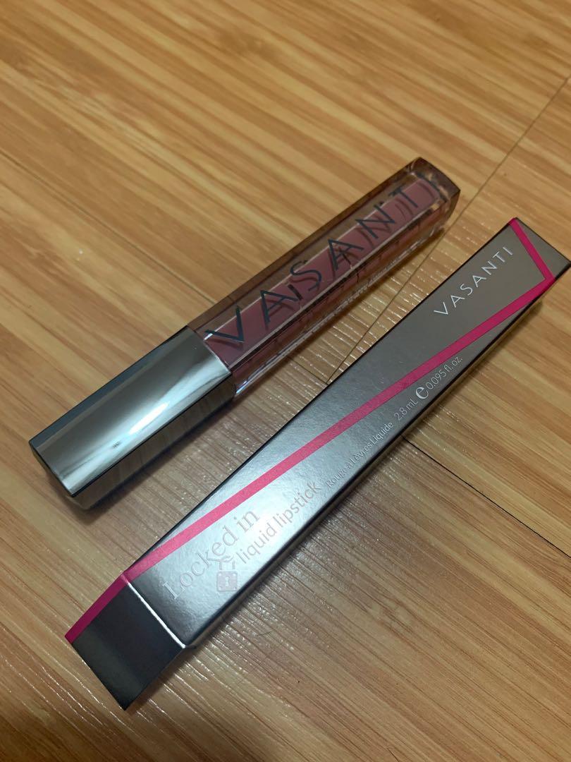 Brand New Vasanti Liquid Lipstick in Shade Married