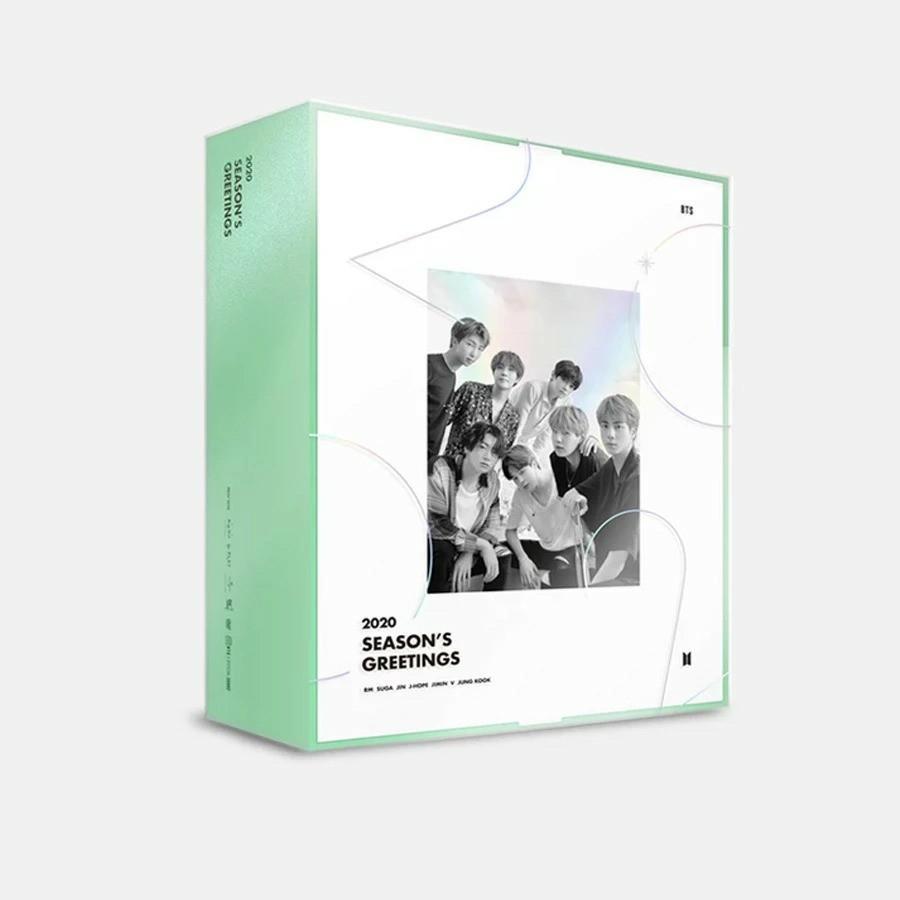 BTS - 2020 SEASON'S GREETING *Pre-order benefit : mouse pad Random 1p)