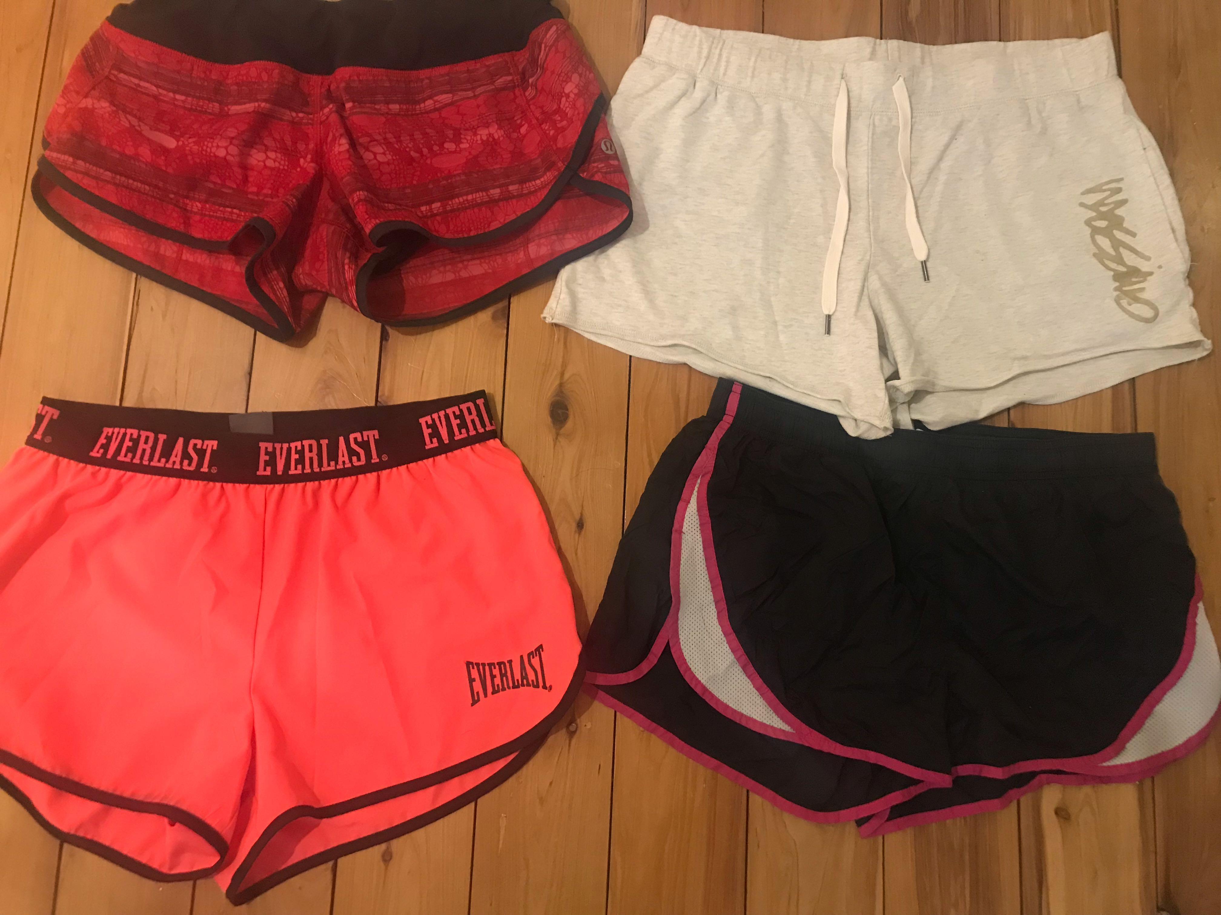 Bulk workout Lululemon, adidas, Lorna Jane, puma, ASICS, Everlast,