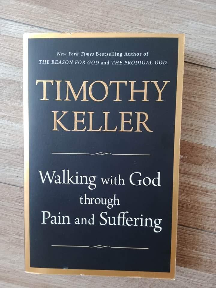 Paths to Power by A.W. Tozer and Walking with God through Pain and Suffefing by Tim Keller