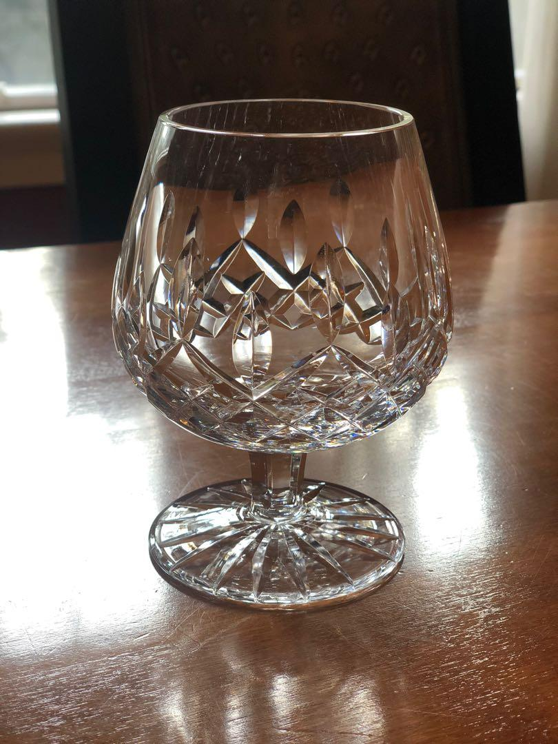 *CHRISTMAS SALE* Waterford Crystal Decanter set with 4 Snifter Glasses