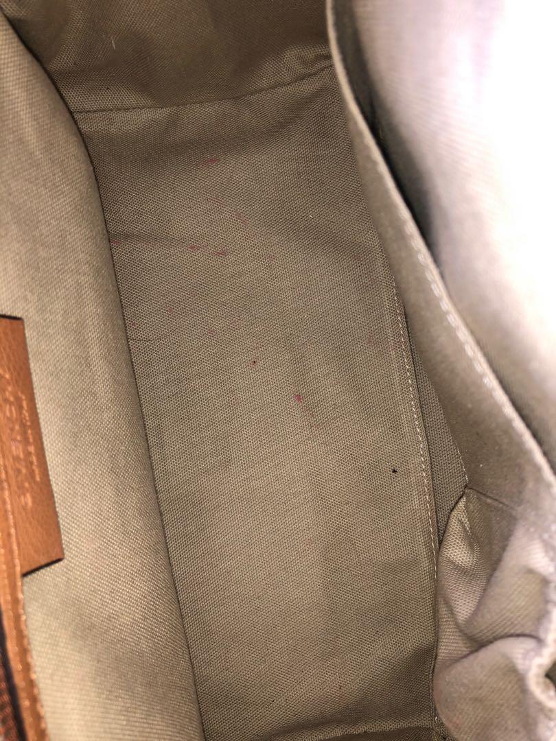 GIVENCHY Antigona Small Tote Bag in Tan Goat Skin (RRP $3,050)