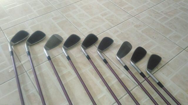 Golf Stick Ladies  Merk Power Plus  type Graphite Shaft  Flex L