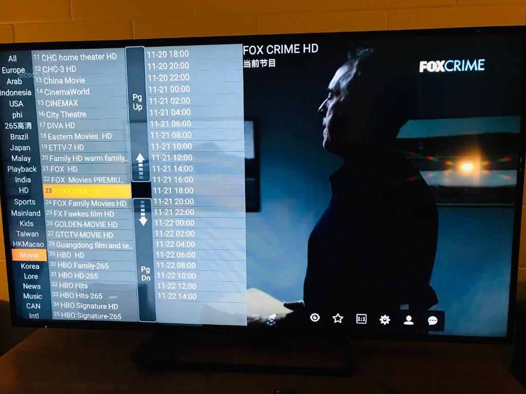 HDTV-Live IPTV Android App (Subscription Base) for China, Kor, Jap, India, Phil, HK, TW, Malaysia, SG, International ++ TV Channels