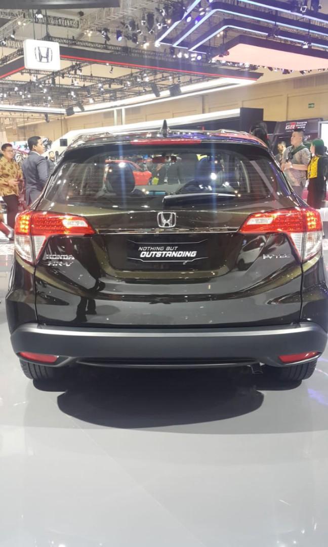 New Honda HRV Spesial Edition 2019 Ready Stok, Promo Akhir Tahun 2019