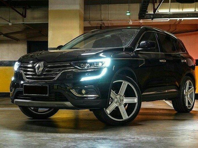 Nissan Xtrail VS Renault Koleos signature #makinhoki