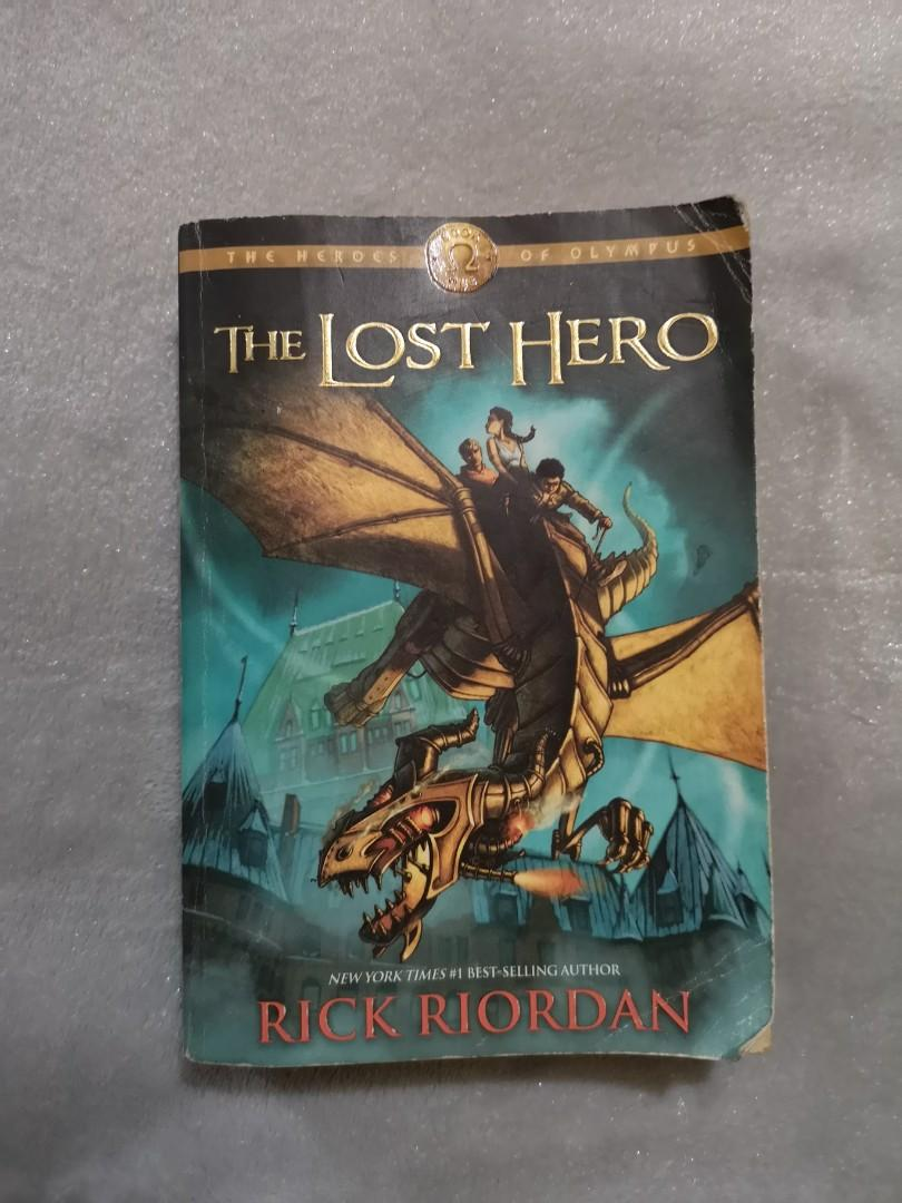 Percy Jackson and The Heroes of Olympus: The Lost Hero (Book 1)